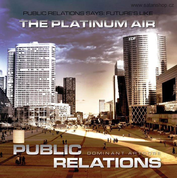 CD - Public Relations - The Platinum Air