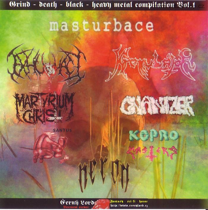 ČERNÝ LORD I - Grind - death - black - heavy metal compilation