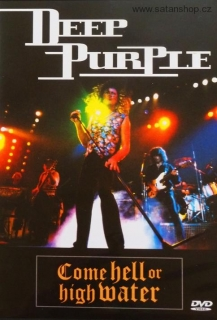 DVD - Deep Purple ‎- Come Hell Or High Water