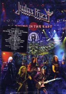 DVD - Judas Priest ‎- Rising In The East