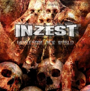 CD - Inzest - Grotesque New World