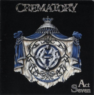 CD - Crematory ‎- Act Seven