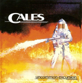 CD - Cales ‎- Uncommon Excursion