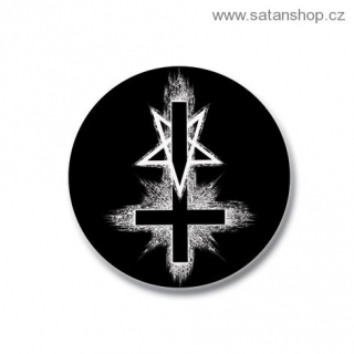 Placka - Inverted Cross Black