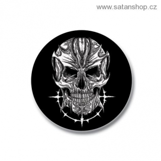 Placka - Devil Skull Black