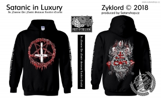 Mikina - Satanic in Luxury - Zyklord