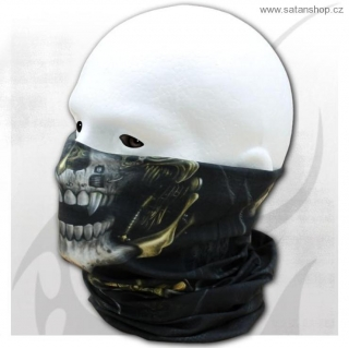 Face Wraps - Steam Punk Reaper