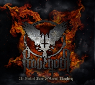 Digipack - Ravenoir - The Darkest Flame Of Eternal Blasphemy