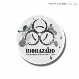 Placka - Biohazard Authorized