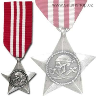 Medaile - The Ignoble Gallantry Award