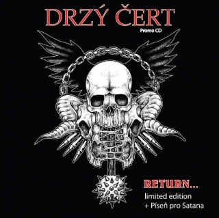 CD - Drzý Čert - Return... - released 2014