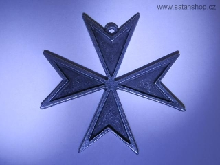 Amulet - Templars cross