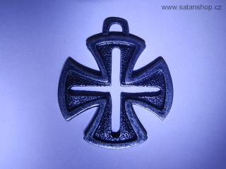 Amulet - Templars cross mini