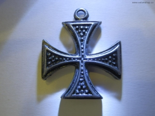 Amulet - Iron cross mini