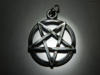 Amulet - Inverted Pentagram