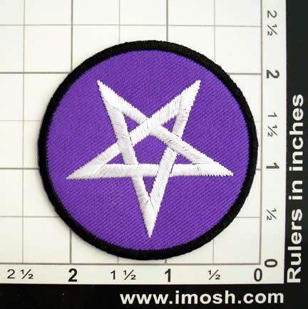 Nášivka - Pentagram