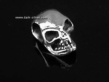 Amulet - Lebka Silver Mini - stříbro 925/1000 - 3,5 gr.