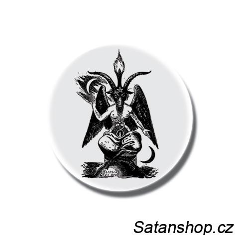 Placka - Baphomet Goat