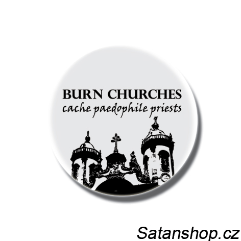 Placka - Burn Churches