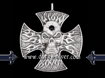 Amulet - Giant Iron Cross