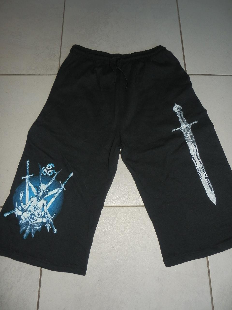 Kraťasy - Pentagram Sword