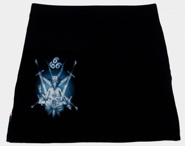 Minisukně - Pentagram Sword 666