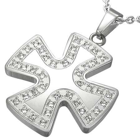 Amulet - Diamant Cross